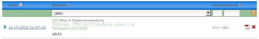 Wenn man bei nafiauto einen Account anlegt, kann man seine Fahrzeugdaten darin speichern und spart sich so im nächsten Jahr die erneute Eingabe. Sehr praktisch!